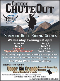 Chute Out Rodeo 2015-01