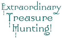 extraordinary treasure hunting