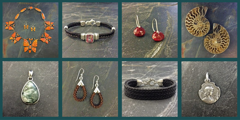 Shop online for special treasures